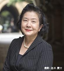 加藤陽子さん