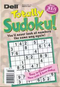 DELL TOTALY SUDOKU