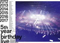 乃木坂46/5th YEAR BIRTHDAY LIVE 2017.2.20-22 SAITAMA SUPER ARENA(完全生産限定盤)