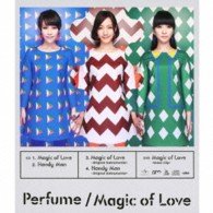 Perfume/Magic of Love(初回限定盤)