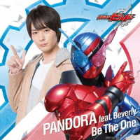 PANDORA feat.Beverly/Be The One(DVD付)