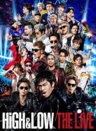 EXILE TRIBE/HiGH & LOW THE LIVE(初回生産限定盤)