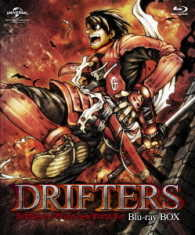 DRIFTERS Blu-ray BOX〈特装限定生産〉 Blu-ray Disc【35%OFF】