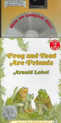Frog and Toad Are Friends (I Can Read Books, Level 2) (PAP/COM)