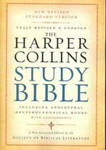 The HarperCollins Study Bible : New Revised Standard Version (REV UPD)