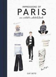 Impressions of Paris : An artist's sketchbook