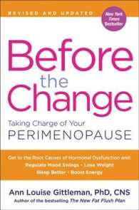Before The Change Taking Charge Of Your Perimenopause border=