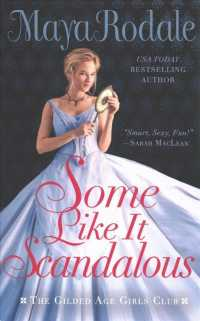 Some Like It Scandalous (Gilded Age Girls Club)