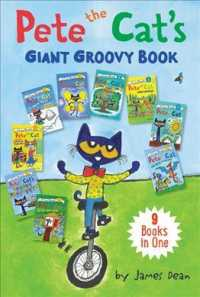 Pete the Cat's Giant Groovy Book : 9 Books in One (My First I Can Read)