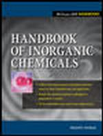 Handbook of Inorganic Chemicals (Mcgraw-hill Handbooks)