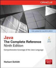 Java : The Complete Reference (Complete Reference Series) (9TH)
