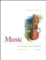 Music in Theory and Practice 〈2〉 (7 PAP/COM)