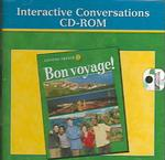 Glencoe French 2 Bon Voyage! : Interactive Conversations (CDR)