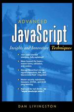 Advanced Javascript : Insights and Innovative Techniques