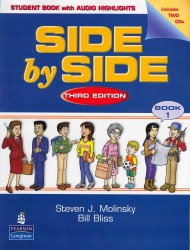 Side by Side (3e) 1 Student Book with CD Highlights