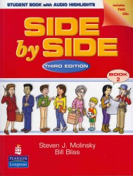 Side by Side (3e) 2 Student Book with CD Highlights