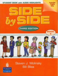 Side by Side (3e) 4 Student Book with CD Highlights