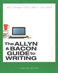 the allyn bacon guide to writing 7th concise ed what every