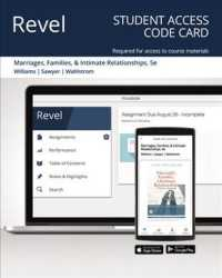 Revel for Marriages, Families, and Intimate Relationships -- Access Card (5 PSC)