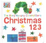 Very Hungry Caterpillar's Christmas 123 -- Board book
