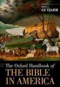 The Oxford handbook of the Bible in America : hardcover