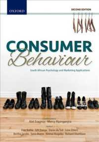 Consumer Behaviour: South African Psychology and Marketing Applications (2ND)