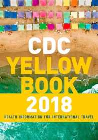 CDC health information for international travel the yellow book