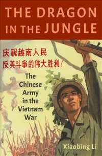 Dragon in the Jungle : The Chinese Army in the Vietnam War -- Hardback