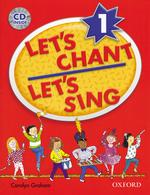 Let's Chant, Let's Sing Level 1 Student Book with CD