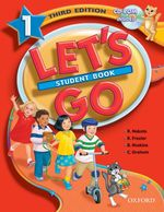 Let's Go Third Edition Level 1 Student Book with Cd-rom