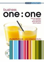 Business One : One Pre-intermediate Student Book with Multi-rom (PAP/CDR)