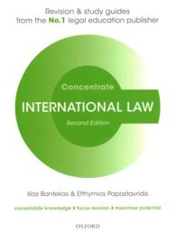 International Law Concentrate (2 STG)