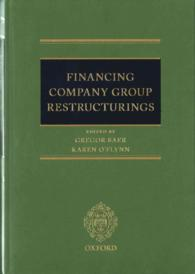 Financing Company Group Restructurings
