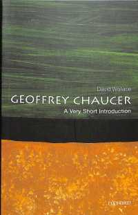Geoffrey Chaucer a very short introduction Very short introductions