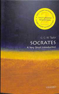 Socrates : pbk a very short introduction Very short introductions