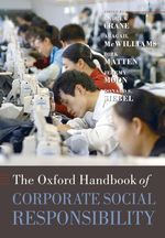 オックスフォード企業の社会的責任ハンドブック<br>The Oxford Handbook of Corporate Social Responsibility (Oxford Handbooks in Business & Management)