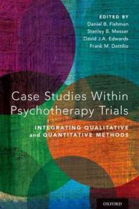 Case Studies within Psychotherapy Trials : Integrating Qualitative and Quantitative Methods