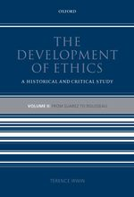 The development of ethics v. 2 a historical and critical study