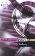 The World in a Frame : What We See in Films (ANV)