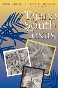 Tejano South Texas : A Mexican American Cultural Province (Jack and Doris Smothers Series in Texas History, Life, and Culture, No. 5) (1ST)