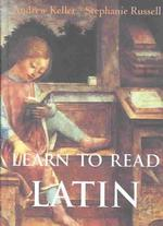ラテン語読解教材<br>Learn to Read Latin (Yale Language Series) (Bilingual)