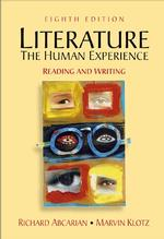 Literature : The Human Experience (8TH)