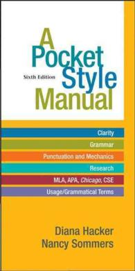 A Pocket Style Manual (6 SPI)