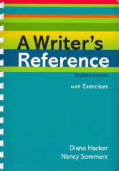 A Writer's Reference with Exercises / Research and Documentation in the Electronic Age (7 PCK SPI)
