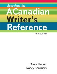Exercises for a Canadian Writer's Reference (5TH)