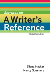 Exercises for a Writer's Reference (7TH)