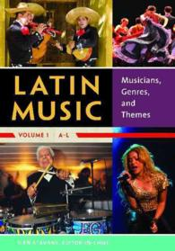 Latin Music (2-Volume Set) : Musicians, Genres, and Themes