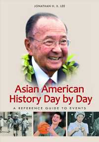 Asian American History Day by Day : A Reference Guide to Events