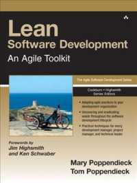 Lean Software Development : An Agile Toolkit (Agile Software Development Series)