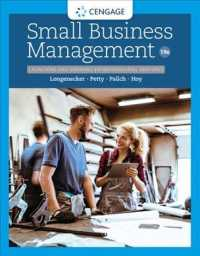 Small Business Management : Launching and Growing Entrepreneurial Ventures (19TH)